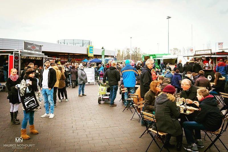 Street Food Markt bei EDEKA Köhler - Das Iss'n'Fest die Zweite.