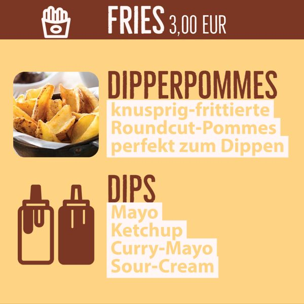 Fries Foodtruck