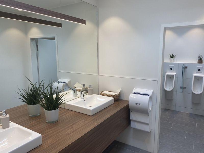 Sanierung der WC-Anlagen im Jürgenshof