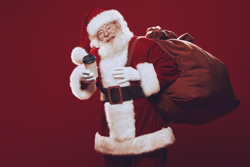 To Go Weihnachtsmann