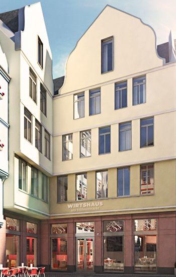 <b>Im Herzen Frankfurts</b>