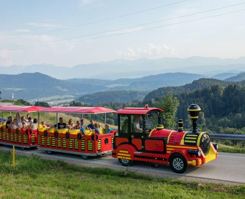 Bummelzug Rocki-Express